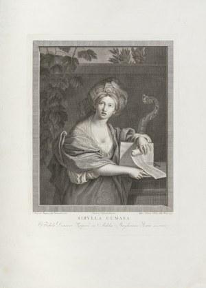 Pietro Fontana (Wenecjanin) 1762 – 1837, Sybilla Kumejska, 1797