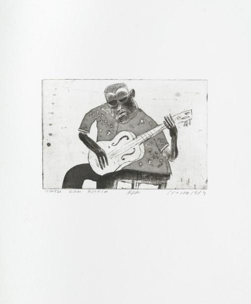 Sroka Jacek (ur. 1957), Tata gra bluesa, 1984