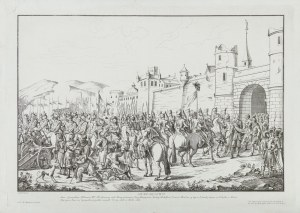 Stachowicz Michał (1768 – 1825), Zwycięstwo pod Byczyną 1588
