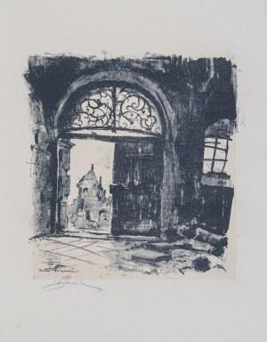Antoni Suchanek (1901-1982), Portal Baryczków, 1945