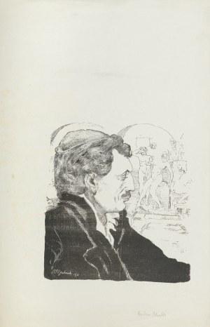Portret Ignacego Engelberta Blaszke, 1911