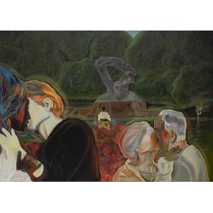 Michalina Czurakowska, The Kiss, 2021
