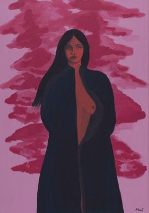 Agata Burnat, Róż, 2021