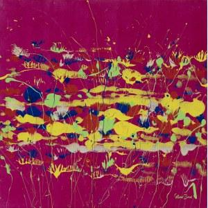 Marta Dunal, Flowers in bloom, 2021