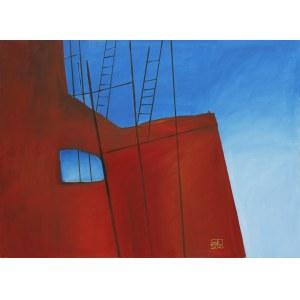 Małgorzata Bundzewicz, Wieża Babel: Przestrzeń 1, 2020
