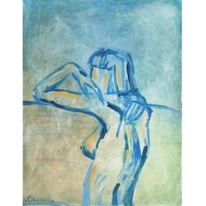 Sofia Wróblewska, Bez tytułu z cyklu Samotność, 2019