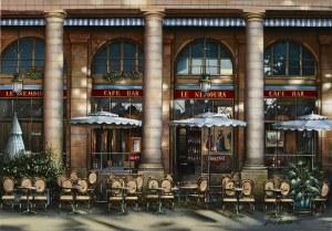 Jan Stokfisz-Delarue, Promenade Parisienne S