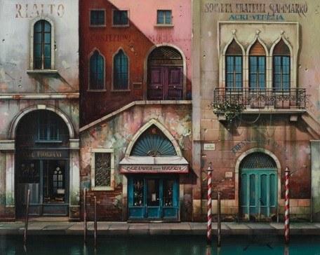 Jan Stokfisz Delarue, Venice S