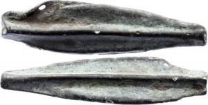 Ancient Greece Tetrahalk 600 - 500 BC