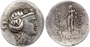 Ancient Greece Tetradrachm 130 - 60 BC