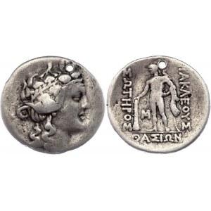 Ancient Greece Tetradrachm 125 - 61 BC
