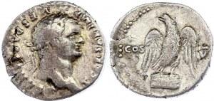Roman Empire Denarius 98 AD
