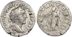 Roman Empire Denarius 138 - 161 AD