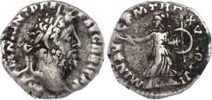 Roman Empire Denarius 161 - 181 AD