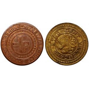 Belgium Ghent 1 Franc 1915