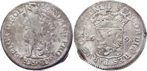 Netherlands Holland Silver Ducat 1693