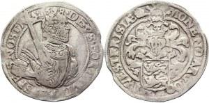 Netherlands West Friesland Nederlandse Rijksdaalder 1598 R2
