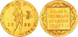 Netherlands Ducat 1925