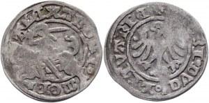 Poland 1/2 Groschen 1501 -1506 Alexander Jagiellonchik