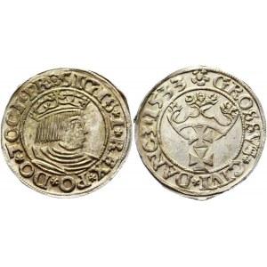Poland Groschen / Grosz 1533 Sigismund I the Old
