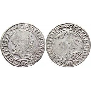 Poland 3 Polker / Półtorak 1618 R Sigismund III Vasa