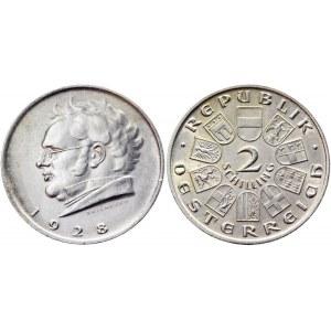 Austria 2 Schilling 1928