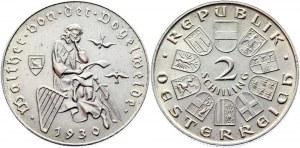 Austria 2 Schilling 1930