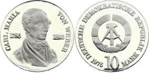 Germany - DDR 10 Mark 1976 A