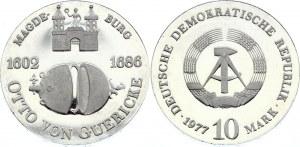 Germany - DDR 10 Mark 1977