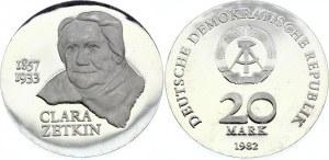 Germany - DDR 20 Mark 1982 A