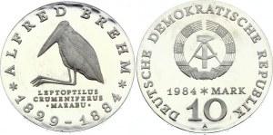 Germany - DDR 10 Mark 1984 A