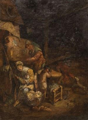 Naśladowca Adriaena van Ostade