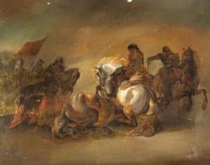 POTYCZKA KAWALERII, ok. 1830