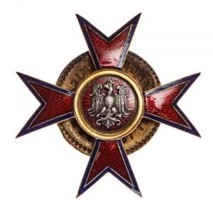 ODZNAKA CENTRUM WYSZKOLENIA SANITARNEGO wz. 1921