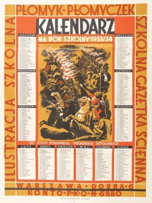 KALENDARZ NA ROK SZKOLNY 1933/1934