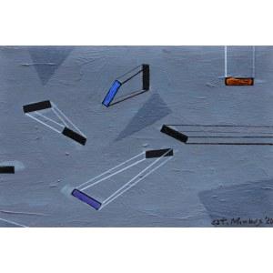 Czet Minkus, SCORE 8 ½ - KraCoV 20, 2020
