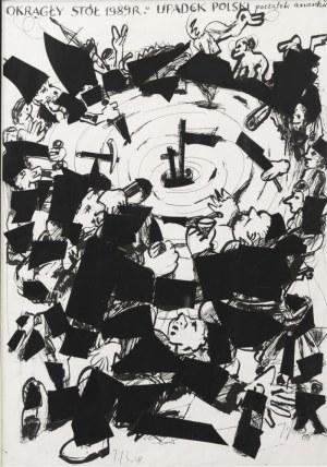 Jerzy Świątkowski, Okrągły stół 1989 Upadek Polski początek anarchii, 2008