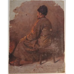 Leonard Stroynowski, Portret mężczyzny