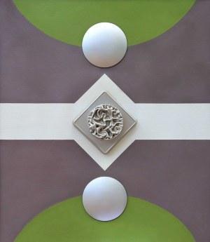Mikołaj Kochanowski, Relief na osi, 1974