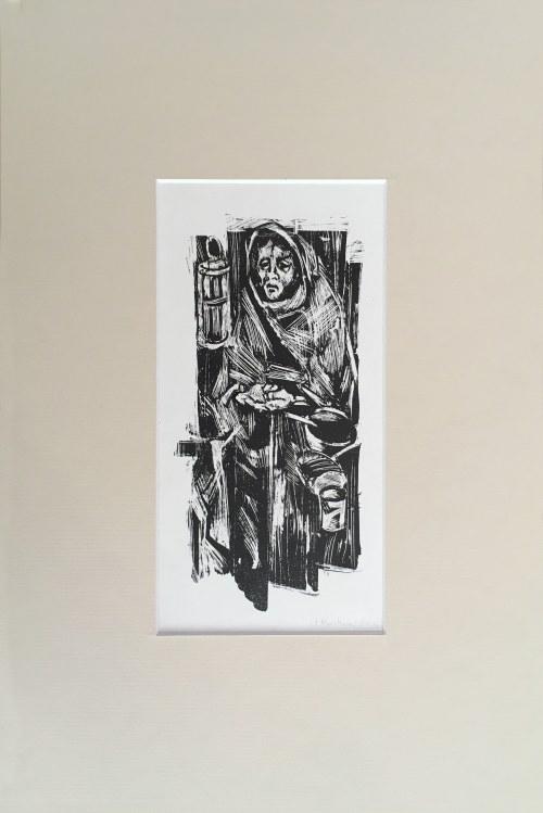 Andrzej Kurkowski, Bez tytułu, 1963 r.