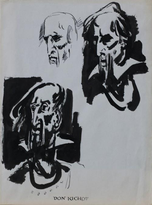 Andrzej Kurkowski, Don Kichote - twarze