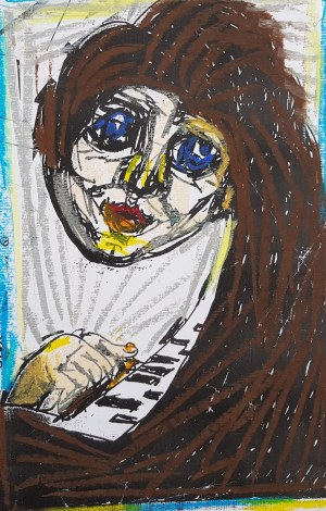 Jerzy Świątkowski, Kobieta z fortepianem
