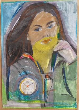 Jerzy Świątkowski, Kobieta z zegarkiem