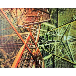 Wenecjusz Mielechowicz, Kompozycja architektoniczna - Aggression