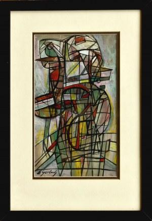 Eugeniusz GERLACH(ur. 1941), Kompozycja