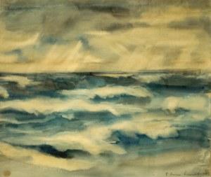 Kosma KOSOWSKI, Morze, 1933