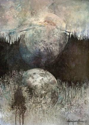 Jolanta WINISZEWSKA, Srebrna strona księżyca