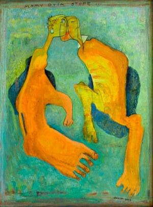 Renata STADLER (ur. 1964), Monidło, 2003