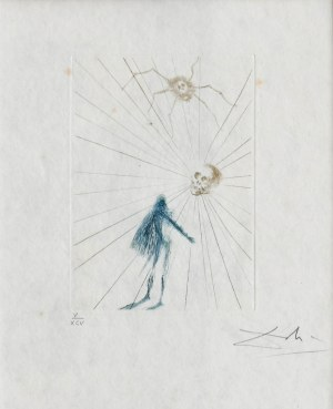 Salvador DALI(1904-1989), Hamlet