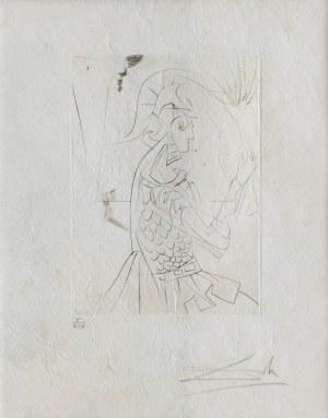 Salvador DALI(1904-1989), Troilus i Kresyda